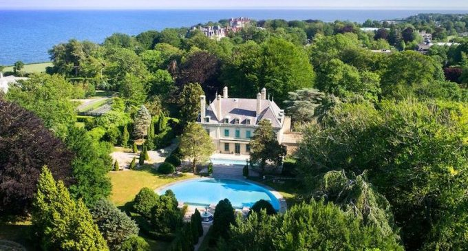 The Orchard, Historic c.1873 Newport, RI Manor Sells for $3.6M (PHOTOS)