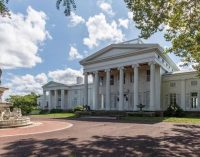 Historic c.1843 Vaux Hill Estate Reduced to $2.79M, Prev. $9M (PHOTOS & VIDEO)