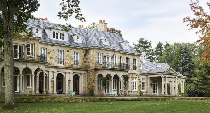 Amarpali, An American-French Country Home by Wadia Associates in Greenwich for $33M (PHOTOS)