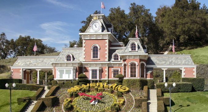 Michael Jackson's Former Neverland Ranch Reduced to $31M, Prev. $100M (PHOTOS & VIDEO)
