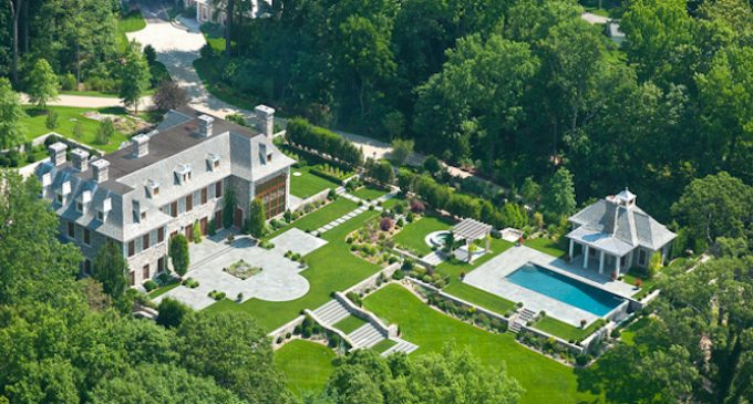 Inside a $32.5M Paul Stephan Marchese Architects Designed Greenwich, CT Manor (PHOTOS)