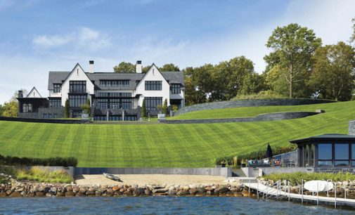 Wayzata Bay Estate by TEA2 Architects & John Kraemer and Sons (PHOTOS)