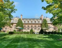 Classic Lake Forest Estate by Architect Phillip Liederbach for $7.9M (PHOTOS)