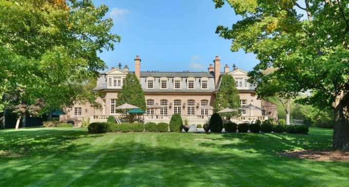 Classic Lake Forest Estate by Architect Phillip Liederbach Reduced to $7.5M (PHOTOS)