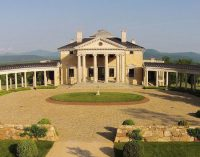 Palladian Villa in Virginia's Albemarle County by Dalgliesh Gilpin Paxton Architects (PHOTOS)