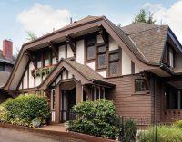Charming c.1910 Portland Heights Tudor Reduced to $1.09M (PHOTOS)