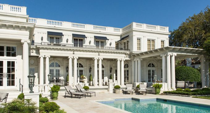 Classic Beaux-Arts Mansion in Jacksonville, FL by Morales Construction Co. (PHOTOS)