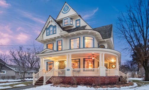 Historic c.1896 Victorian in Brodhead, WI Reduced to $349K (PHOTOS)