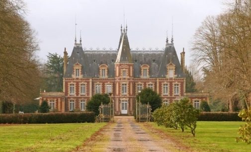 19th Century Château on 92 Acres with Private Chapel & Pond Reduced to €1.76M (PHOTOS)