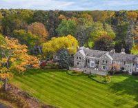 Historic c.1937 Stone Mansion on Island Lake, Michigan Lists for $3.49M (PHOTOS & VIDEO)