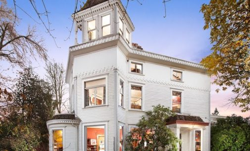Grandma Aggie's House from 'Halloweentown' in Portland, OR Reduced to $1.29M, Prev. $1.36M (PHOTOS)