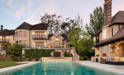 Inside a $9.99M Woodside Mansion Reimagined by Linda L. Floyd Interior Design (PHOTOS)