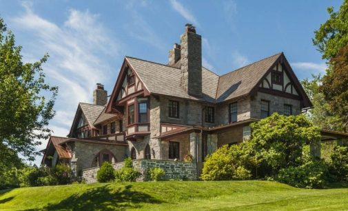 Wayne, PA's c.1902 Sunny High Residence Redesigned by Archer & Buchanan Architecture, Ltd. (PHOTOS)