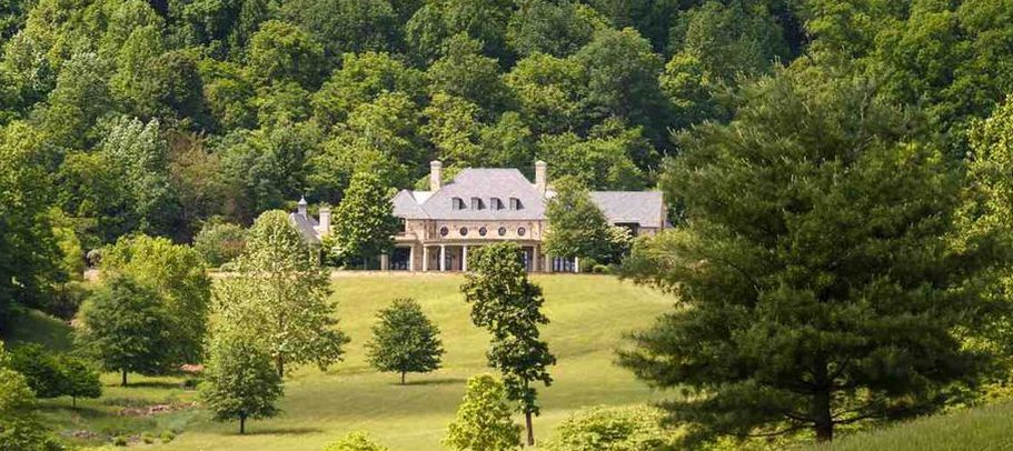 Keswick, VA's 522 Acre Bramblewood Farm Reduced to $6.7M (PHOTOS & VIDEO)
