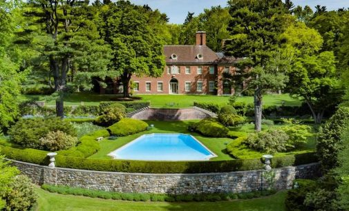 Inside Old Westbury's Historic $29.99M Erchless Estate, A 93 Acre Botanical Paradise (PHOTOS & VIDEO)