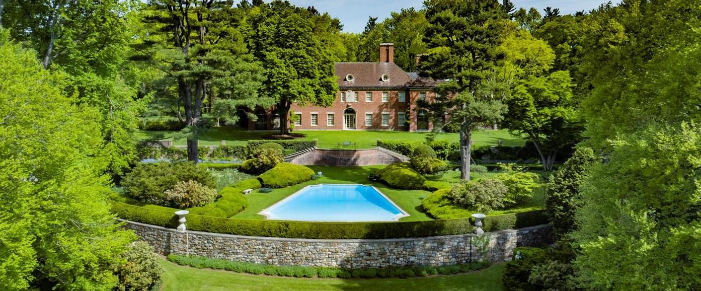 Erchless | 93 Acre Botanical Paradise in Old Westbury, NY Pending Sale (PHOTOS & VIDEO)