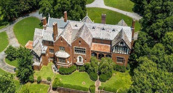 Newnan, GA's Historic 1920s Guild Hall by Architect R. Keynon Perry Sells for $1.11M (PHOTOS)
