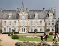 Historic 18th Century Boutique Hotel in France with Equestrian Facilities for €3.7M (PHOTOS)