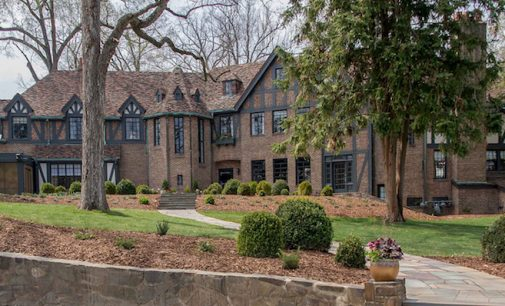 HOARDERS: Inside Greensboro, NC's Restored c.1929 Julian Price House (PHOTOS)