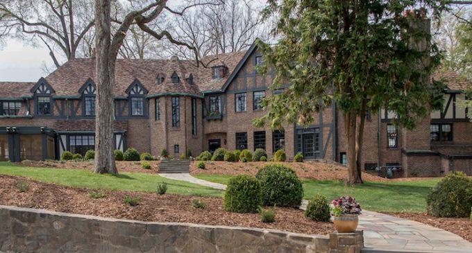 HOARDERS: Inside Greensboro, NC's Restored c.1929 Julian Price House (PHOTOS)