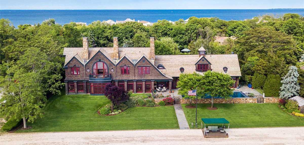 Premier Beach Home with 225′ of Beachfront in Northport, NY Sells for $5.2M (PHOTOS & VIDEO)