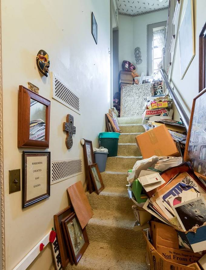 HOARDERS: Inside Greensboro, NC's Restored c 1929 Julian