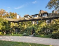 Frog Songs, Historic c.1908 Residence on Oyster Bay's Centre Island Reduced to $10.5M (PHOTOS & VIDEO)