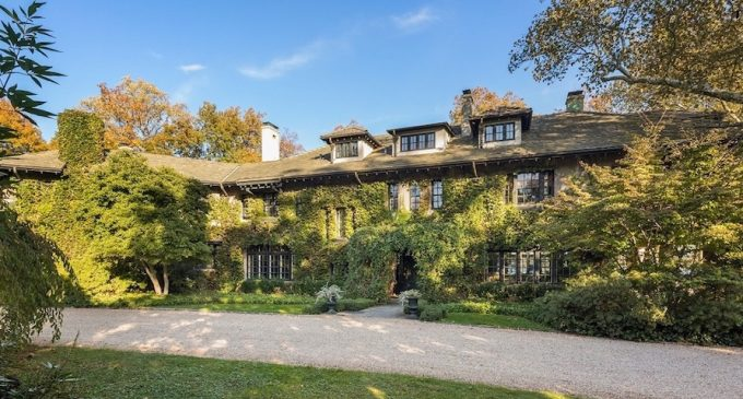Frog Songs, Historic c.1908 Residence on Oyster Bay's Centre Island Reduced to $9.2M (PHOTOS & VIDEO)
