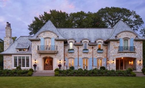 St. Paul French Country Residence by Charlie & Co. Design (PHOTOS)