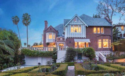 Historic Tudor Revival Mansion in Los Angeles, CA Reduced $18.8M, Prev. $26M (PHOTOS)