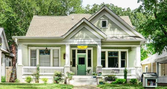 Grant Park Bungalow Brought Back to Life by Carl Mattison Design Sells for $695K (PHOTOS)