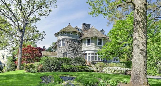 Historic c.1897 Bronxville, NY Home Designed by Architect William A. Bates Reduced to $4.85M (PHOTOS & VIDEO)