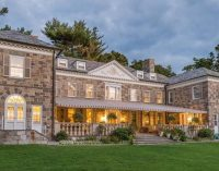 Elegant c.1928 Georgian Stone Mansion on 3.4 Acres in Greenwich, CT's Reduced to $8.9M, Prev. $11.9M (PHOTOS)