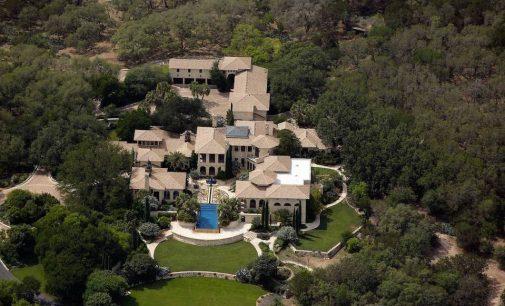 San Antonio, TX's 30 Acre Palazzo Di Campagna Estate with 23,000 Sq. Ft. Mansion Reduced to $12.9M, Prev. $18M (PHOTOS & VIDEO)