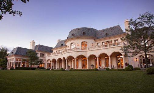 Exceptional Richard Landry Masterpiece in Winnetka, IL Lists for $9.9M, Prev. $32M (PHOTOS)