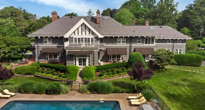 Historic c.1904 Balcarres Estate by Architect Guy Lowell in Rumson, NJ for $3.95M (PHOTOS & VIDEO
