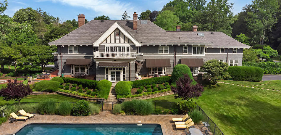 Historic c.1904 Balcarres Estate by Architect Guy Lowell in Rumson, NJ Reduced to $2.6M (PHOTOS & VIDEO