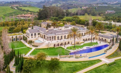California's 19 Acre 'Polo Ranch Estate' Includes Private Polo Field for $65M (PHOTOS)