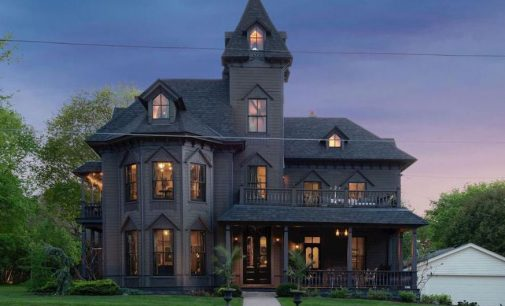 Historic c.1872 Second Empire Victorian Residence in Stillwater, MN Sells for $765K (PHOTOS)