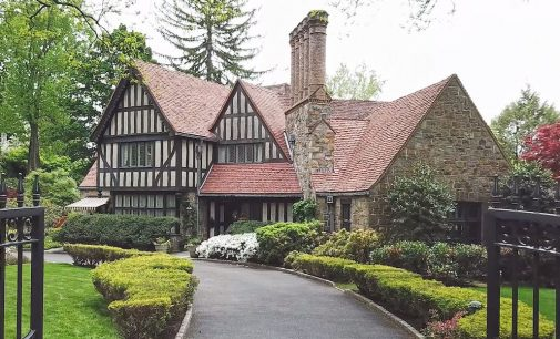 Classic c.1928 Tudor Revival in Bronxville by Architect Lewis Bowman for $5.1M (PHOTOS & VIDEO)