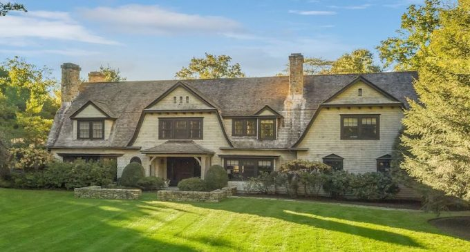 Custom Mid-Country Greenwich Dream Home for $6.59M (PHOTOS)
