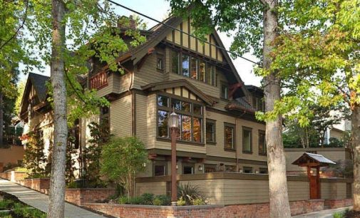 Arts and Crafts Dream Home in Portland Heights Drastically Altered (PHOTOS)