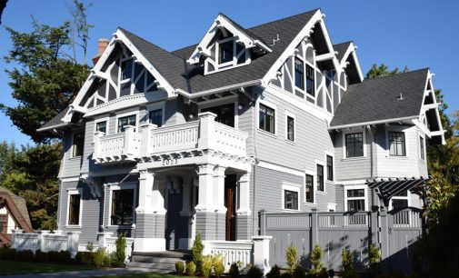 Classic Portland Heights Home by Architect Emil Schacht Redesigned by Aram Irwin Historic Home Design (PHOTOS)