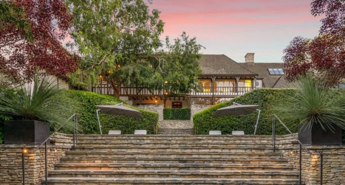 c.1934 Wallace Neff Masterpiece in Beverly Hills, CA for $50M (PHOTOS)