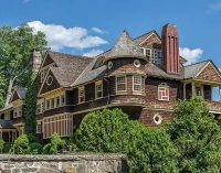 """Gilded Age Summer Cottage """"Rock Gate"""" by Architect Ehrick Rossiter for $6.2M (PHOTOS)"""