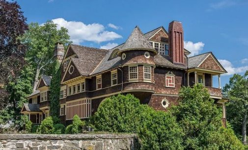 "Gilded Age Summer Cottage ""Rock Gate"" by Architect Ehrick Rossiter Reduced to $5.75M (PHOTOS)"