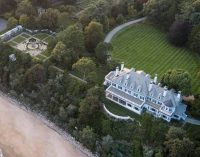 The Chimneys, Historic Manchester, MA Summer House Lists for $24M (PHOTOS & VIDEO)