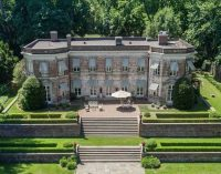 Historic David Adler-Designed Manor in Rye, NY for $6.49M (PHOTOS & VIDEO)