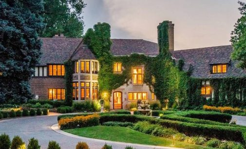Historic c.1932 Tudor Manor in Denver Reduced to $6.2M, Prev. $7.8M (PHOTOS & VIDEO)