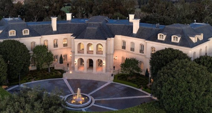 Holmby Hills Iconic 56,000 Sq. Ft. Spelling Manor Reduced to $160M, Prev. $200M (PHOTOS)